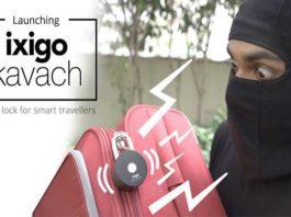 ixigokavachis a smart lock solution for a smart traveler.