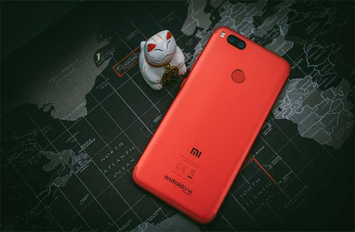 Xiaomi Mi A1 is no longer available in India.