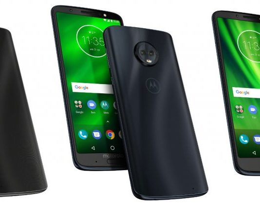Moto G6, Moto G6 Play, Moto G6 Plus smartphones are now finally official after a lot of rumors and leaks from past several months.