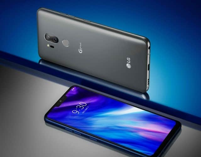 "LG will launch soon their another flagship smartphone called ""LG G7 ThinQ"" after the success of LG G7 device."