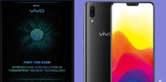 Vivo X21 UD launch is set in India on May 29 officially and will be available exclusively through Flipkart.