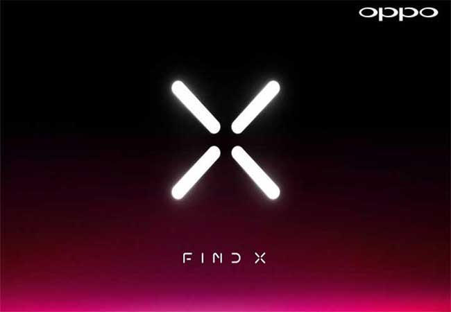 Oppo Find X new teaser comes with a curved unusual notch display. Launch invitation sent out.