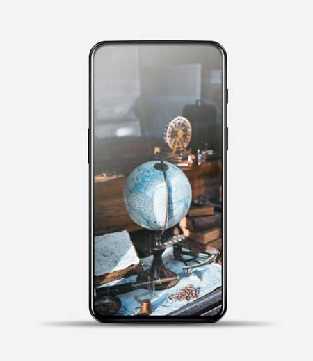 The new concept design of OnePlus 6T smartphone is really promising.