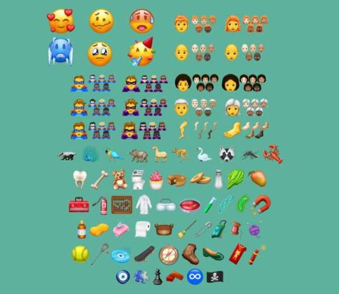 What type of emojis should be able to have red hair or curly hair etc.