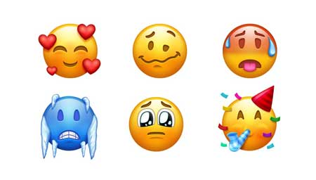 the majority of the emoji users are increased and approved