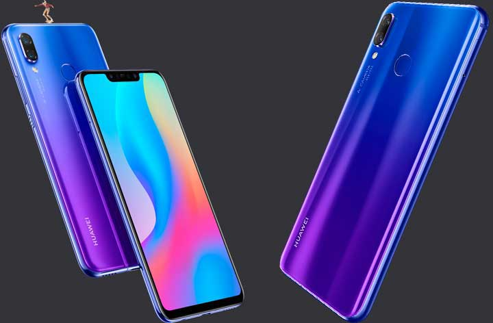 Huawei Nova 3 and Nova 3i launched in India, will be Amazon exclusive from August 7