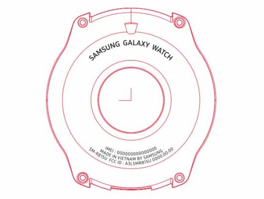 Samsung Galaxy Watch passed FCC Certification, could launch in two variants soon