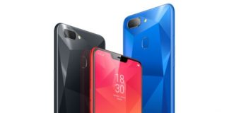 Oppo Realme 2 Launched With Snapdragon 450 SoC and Notch, Price Starts At Rs.8,990