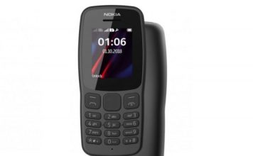 New Nokia 106 (2018) Feature Phone Launched: Specifications, Price