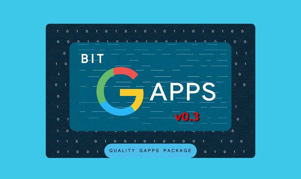 Download BiTGApps: The New Android 9 Pie Custom GApps [ARM64]