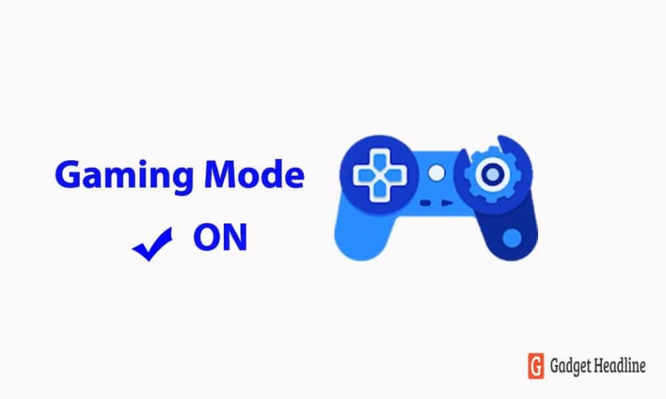 New Gaming Mode App for Android Configure Settings Automatically