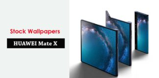 Download Huawei Mate X Stock Wallpapers