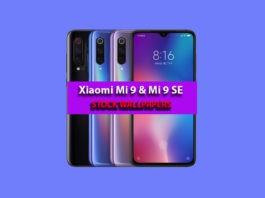 Download Xiaomi Mi 9 and Mi 9 SE Stock Wallpapers