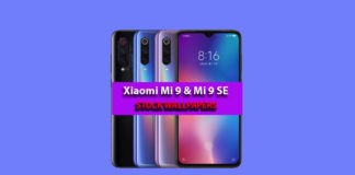 Download Xiaomi Mi 9 and Mi 9 SE Stock Wallpapers