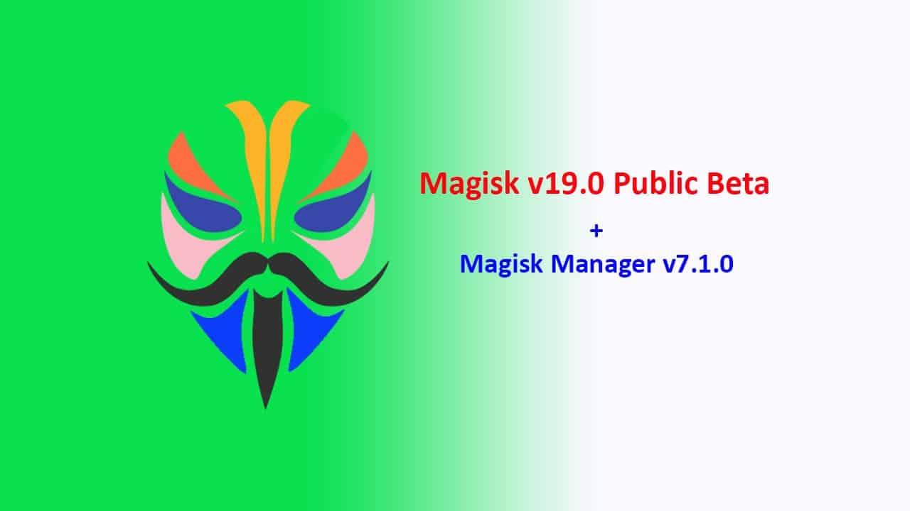 Magisk v19 0 Public Beta Announced: An Imageless Magisk – Gadget