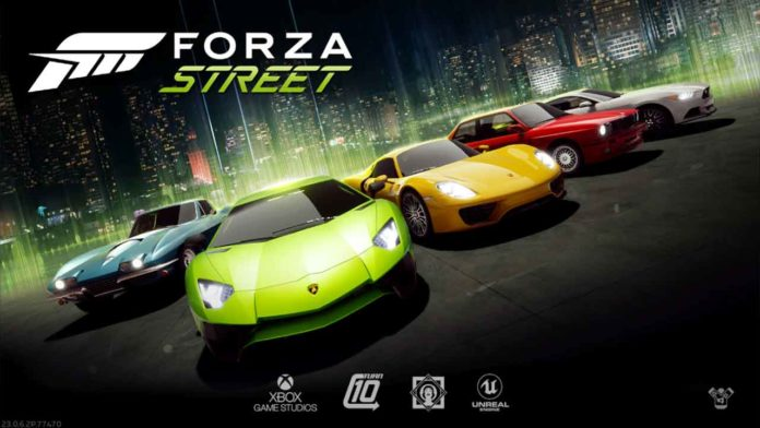 Forza Street game for Windows 10 available, download now