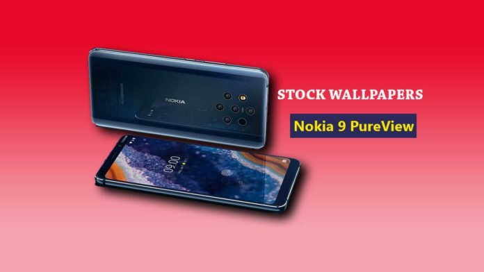 Download Nokia 9 PureView Stock Wallpapers