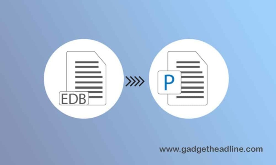 Preferred Solutions to Convert EDB to PST- A Free Guide