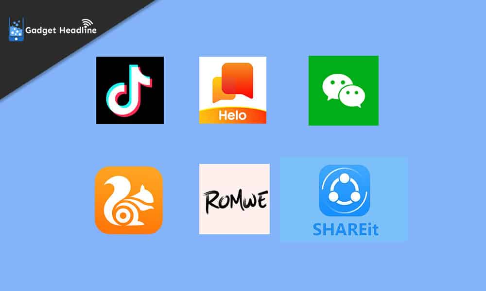 8 Best Chinese Apps Alternatives in India
