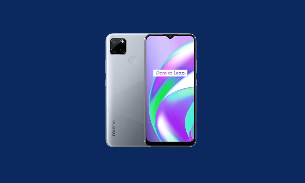 Download Realme C12 Stock Wallpapers