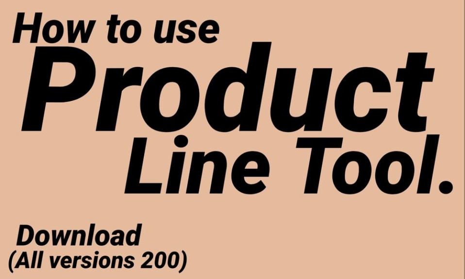 Download and Use RDA Product Line Tool (2020 - All Versions)