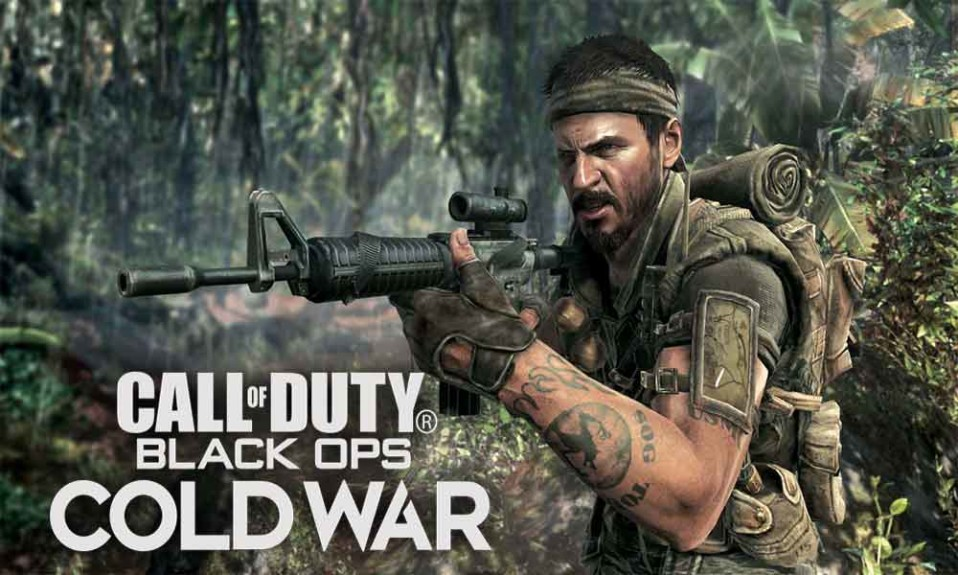 Call of Duty Black Ops Cold War PC System Requirements