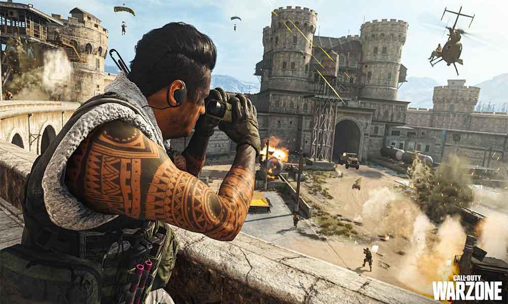 Call of Duty Warzone Activision Account Registration Error 0 - Fix