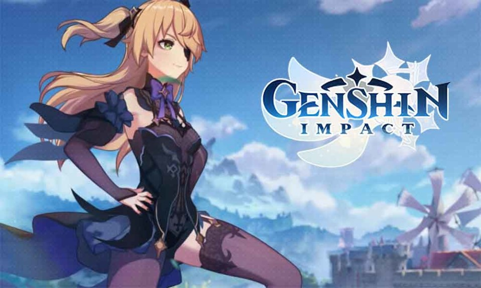 Easy Steps to Heal in Genshin Impact