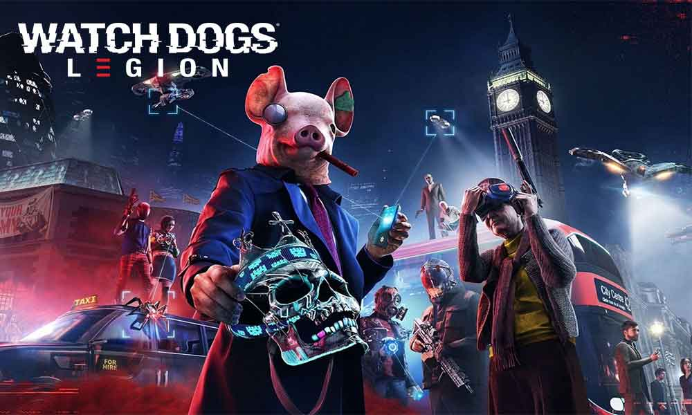 Fix Watch Dogs Legion Lags or FPS Drops problem
