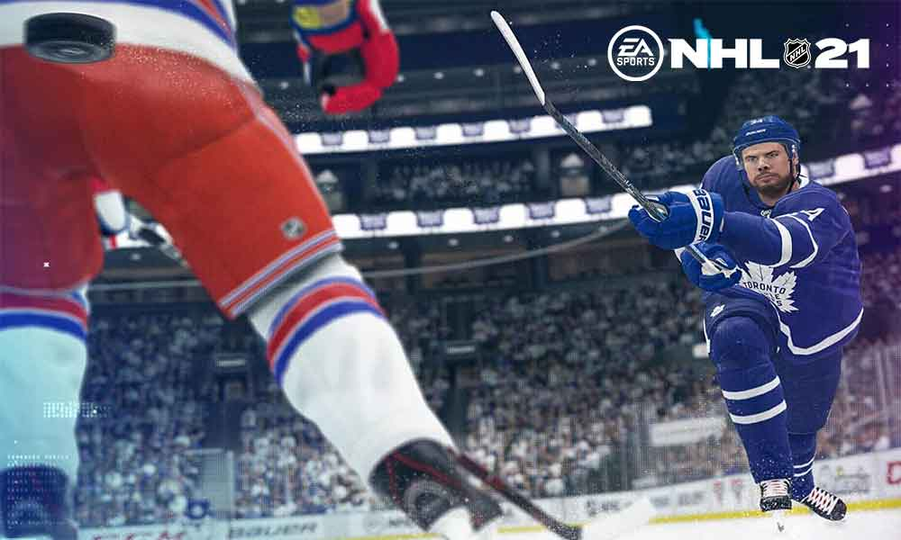 NHL 21 Common Bugs and Fixes (2020)