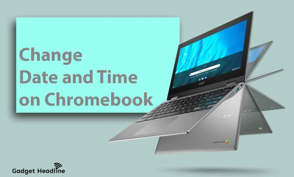 Steps to Change Date and Time on Chromebook