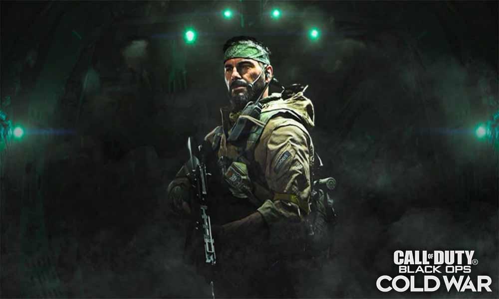 Fix Call of Duty 'Zed 398 Swift Clover' error