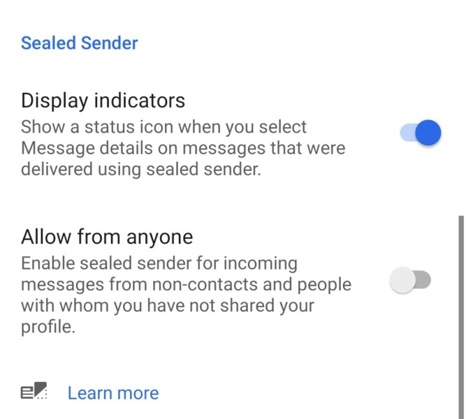 What is Sealed Sender in Signal? Should You Use It?