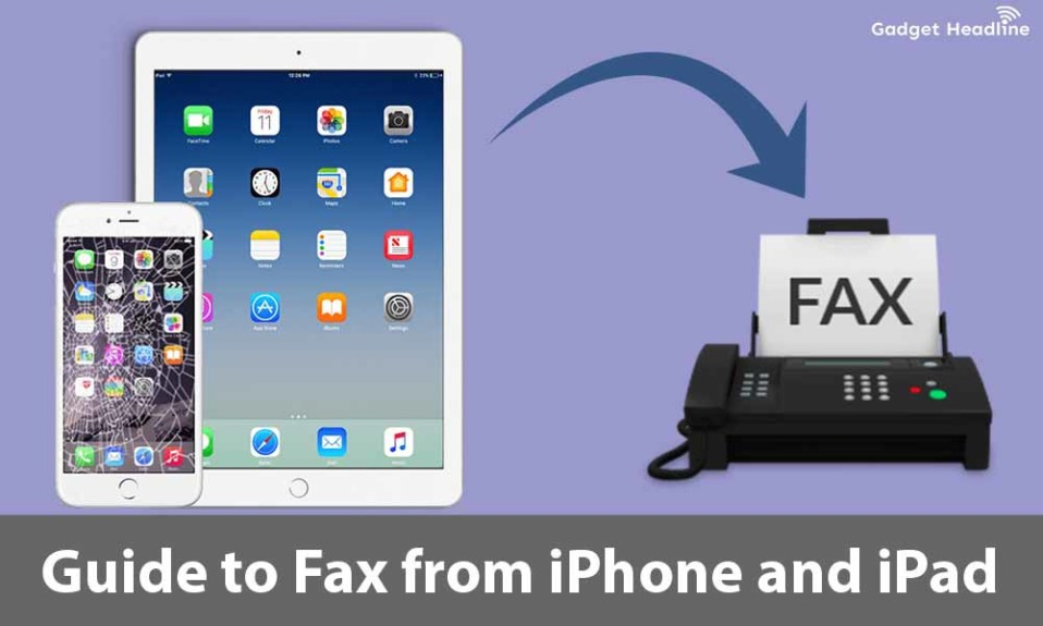 Guide to Fax from iPhone and iPad