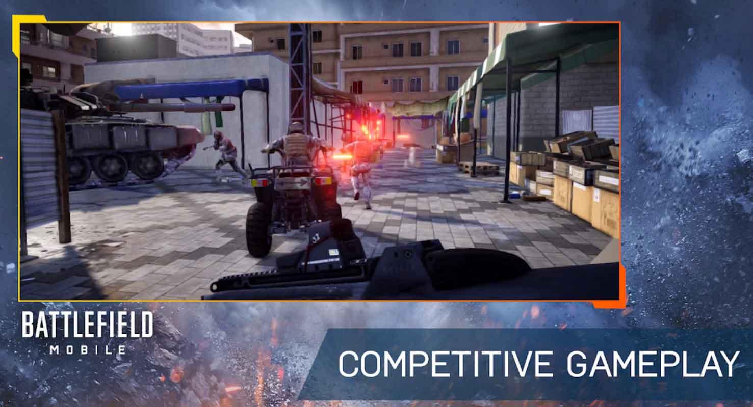 Battlefield Mobile Beta is coming soon   Download APK